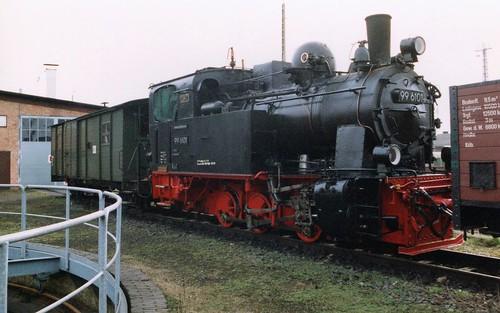 HSB: 99 6101 in Nordhausen Nord