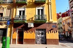 Mural - Carrer de Buenos Aires Valencia