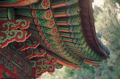 Корейский узор / Korean pattern