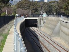 New Bowden Rail Tunnel