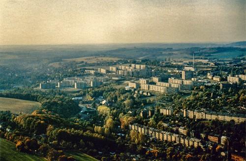 Luftbild Reichenbach