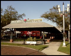 Willaford Railroad Museum