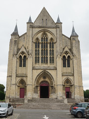 2695 Eu : Collégiale Notre-Dame-et-Saint-Laurent