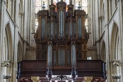 Eu : Collégiale Notre-Dame-et-Saint-Laurent