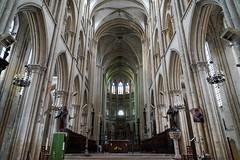 2691 Eu : Collégiale Notre-Dame-et-Saint-Laurent