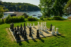 Image by Bud in Wells, Maine (65039623@N05) and image name Seaside Strategy photo  about Will catch up later!