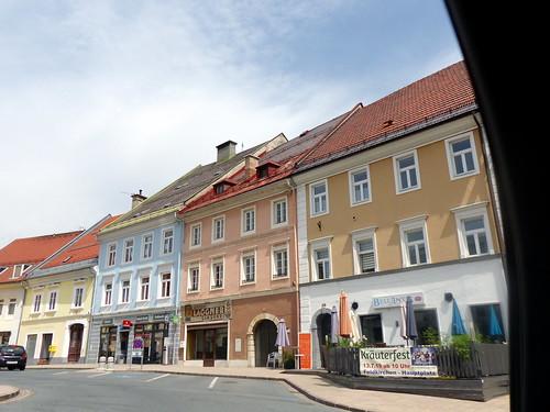 Feldkirchen - Kärnten - Marktplatz