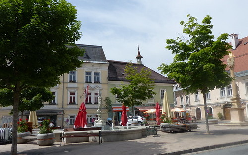 Feldkirchen - Kärnten - Marktplatz  (2)