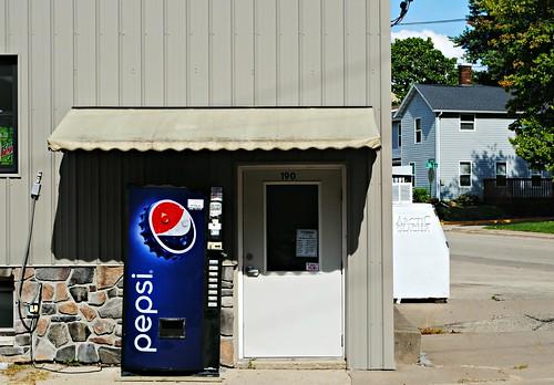 Pepsi in Platteville