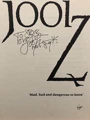 Joolz - Mad, Bad and Dangerous to Know