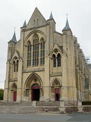 2694 Eu : Collégiale Notre-Dame-et-Saint-Laurent