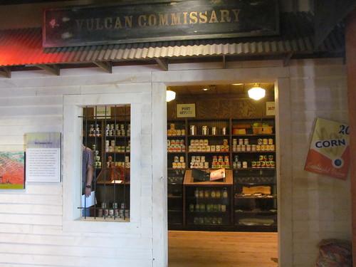 Company Store at Vulcan -- Birmingham, AL, August 31, 2019