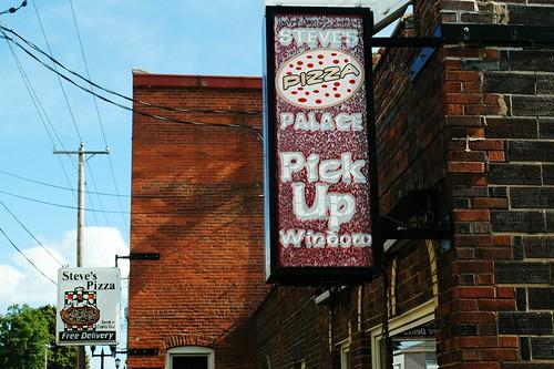 Steve's Pizza Palace - Platteville, Wisconsin