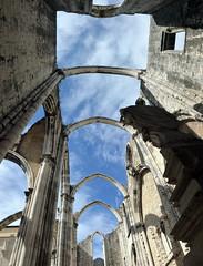 Lisbon, Convento do Carmo