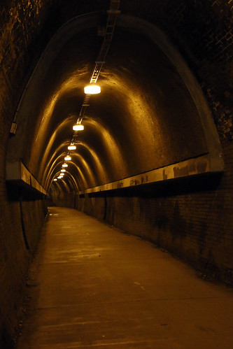 Ferneligh Track Tunnel