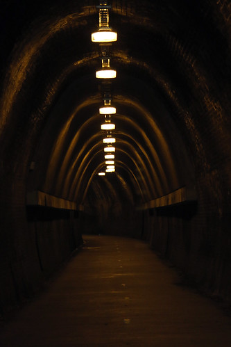 Ferneligh Track Tunnel