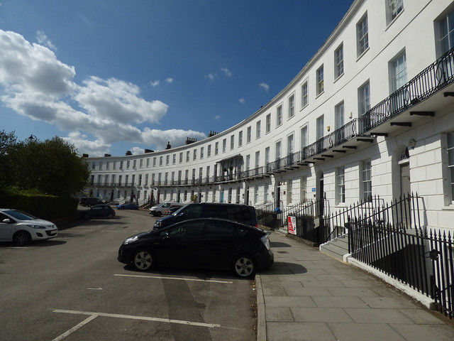 Photo:Royal Crescent, Cheltenham By ell brown