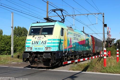 LINΞΛS 186 252 #Modalshift - Beveren (B) 14-09-2019.