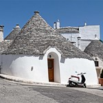 Trulli Houses, Italy by Peter Fox