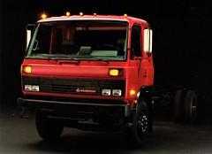 1986 International 700-900 Series Medium Cabover