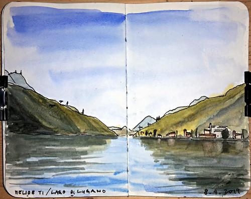 Melide (Lago di Lugano)