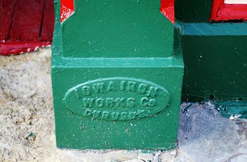 Iowa Iron Works Co., Dubuque, Iowa