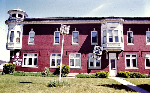 1908 Klinkert House (Sturtevant WI 1989)