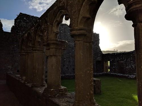 Ireland - Fore Abbey - 2018