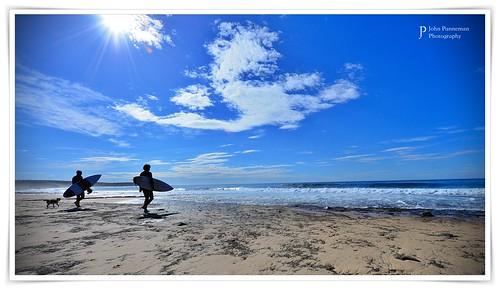 Surfers - Racecourse Beach NSW
