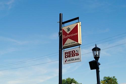 Red N Deb's Parking - Platteville, Wisconsin