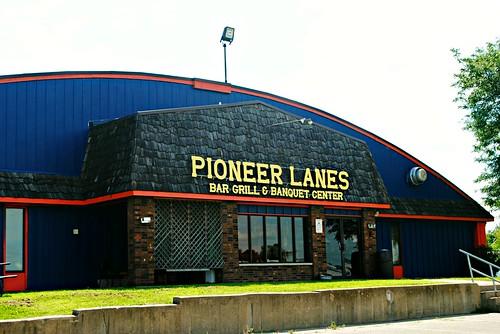 Pioneer Lanes - Platteville, Wisconsin
