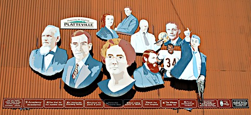 9 prominent people from Platteville's past.