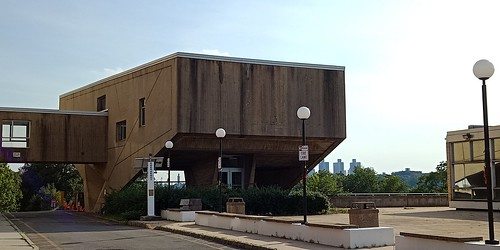 Lecture theatres at Bronx Community College
