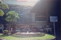 Sidewalk Jimbaran