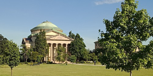 Gould Memorial Library at Bronx Community College