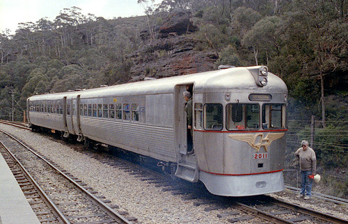 ZZR Railcars