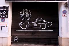 Garage Door - Valencia
