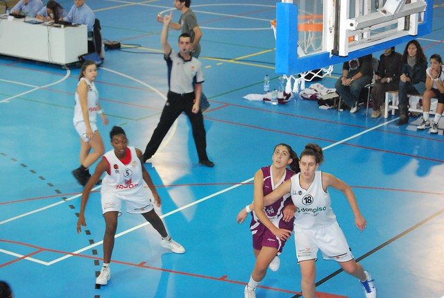 Junior vs UniGirona