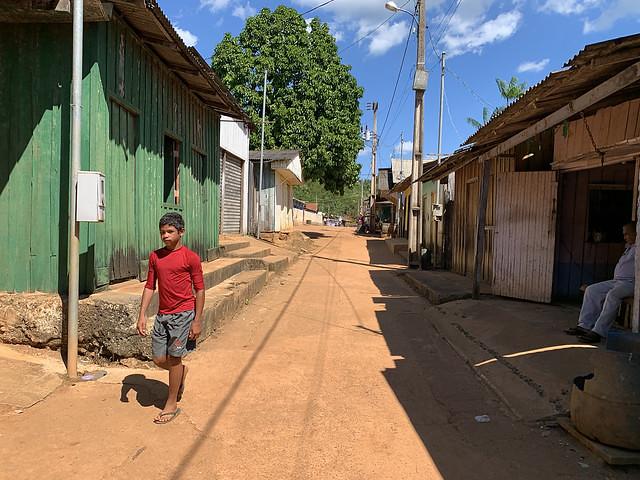 A Vila da Ressaca é um projeto de assentamento que deixará de existir caso a mina da Belo Sun seja implementada - Créditos: Catarina Barbosa