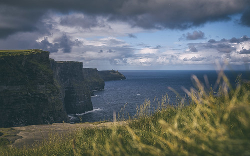 The Cliffs of Moher 2