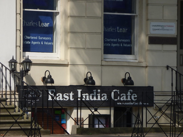 Photo:East India Cafe - Promenade, Cheltenham By ell brown