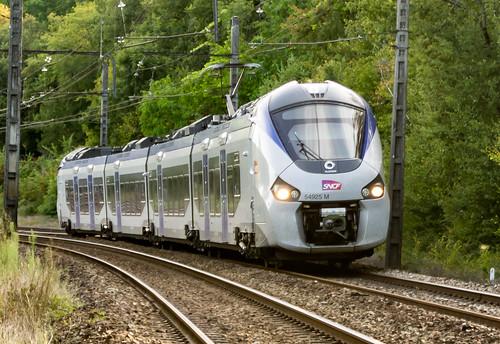 Automotrice SNCF TER Régiolis