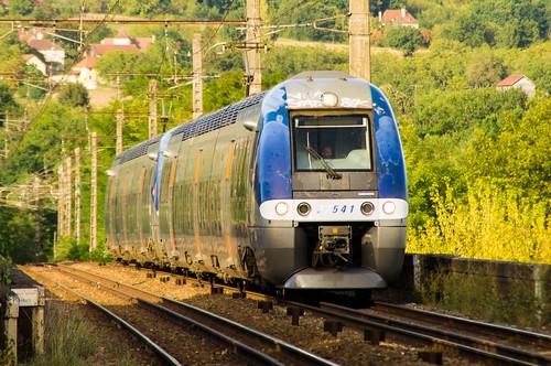 AGC SNCF TER Occitanie