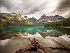 Emerald Lake - British Columbia, Canada - Landscape photography