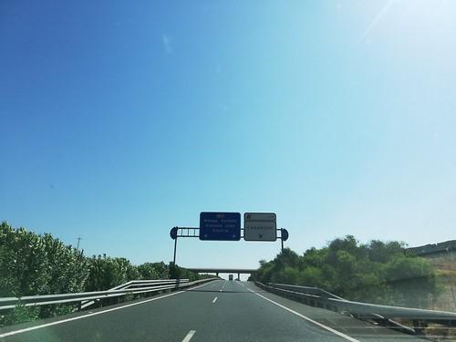 A-92 - saída Casariche