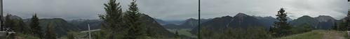 Almkopf Panorama