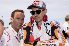 Jorge Lorenzo. GP de San Marino 2019