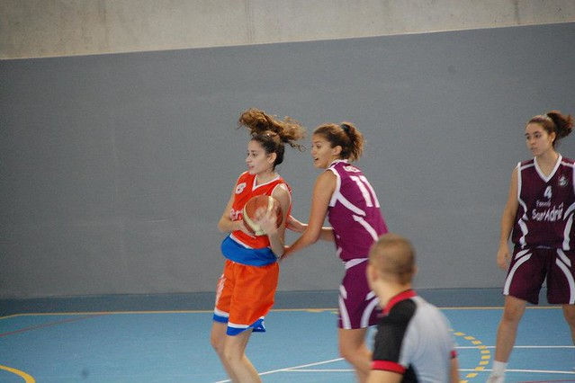 Semifinales Copa Cadete (Cadete A vs Almeda - Novi