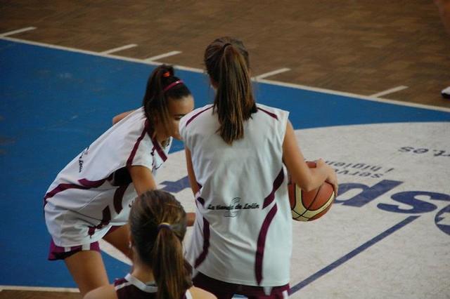 Mataró vs Cadete A (Octubre 2011)