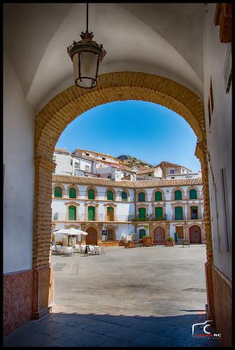Plaza Ochavada. Archidona